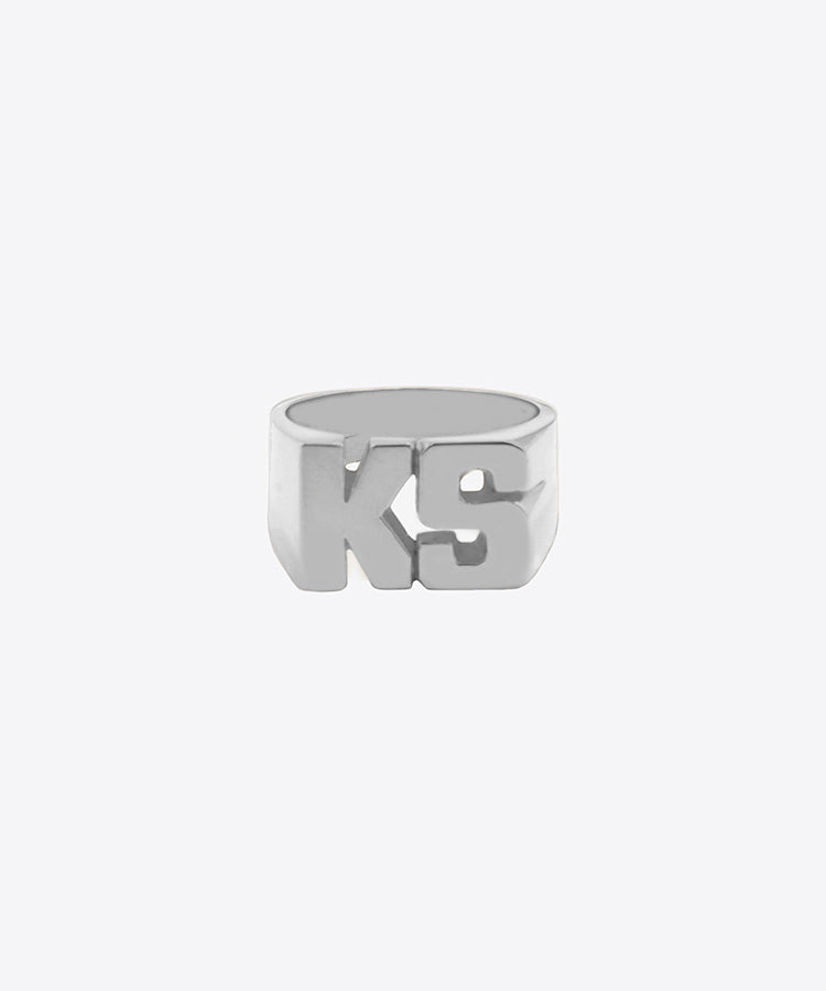 shami jewelry block ring kelly shami personalized jewelry