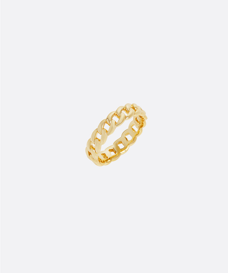 THE ONLY CUBAN LINK RING