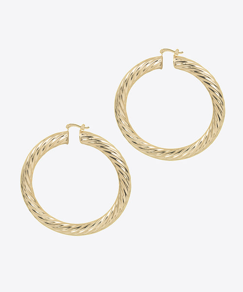 nina hoop earrings shami big hoop earrings