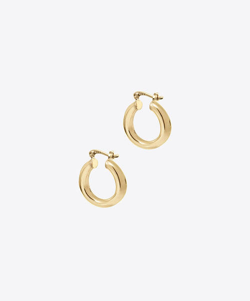 MINI VIVIENNE HOOP EARRINGS