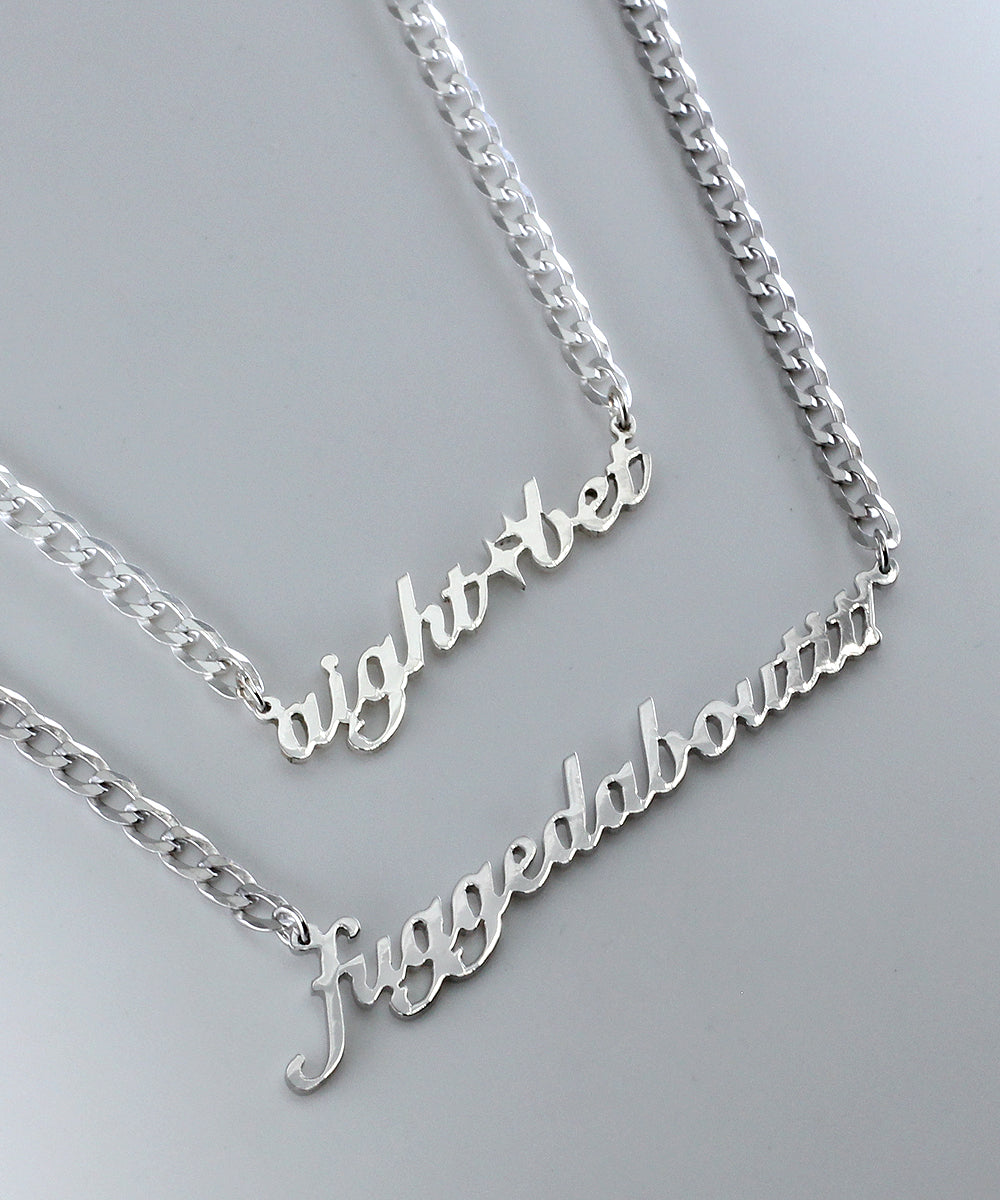 NY ACCENT NECKLACE