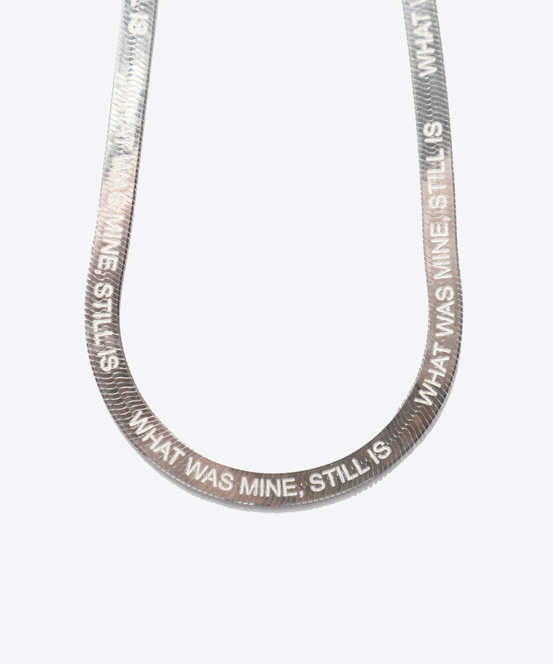 KELLY SHAMI JEWELRY HERRINGBONE CHAIN JEWELRY