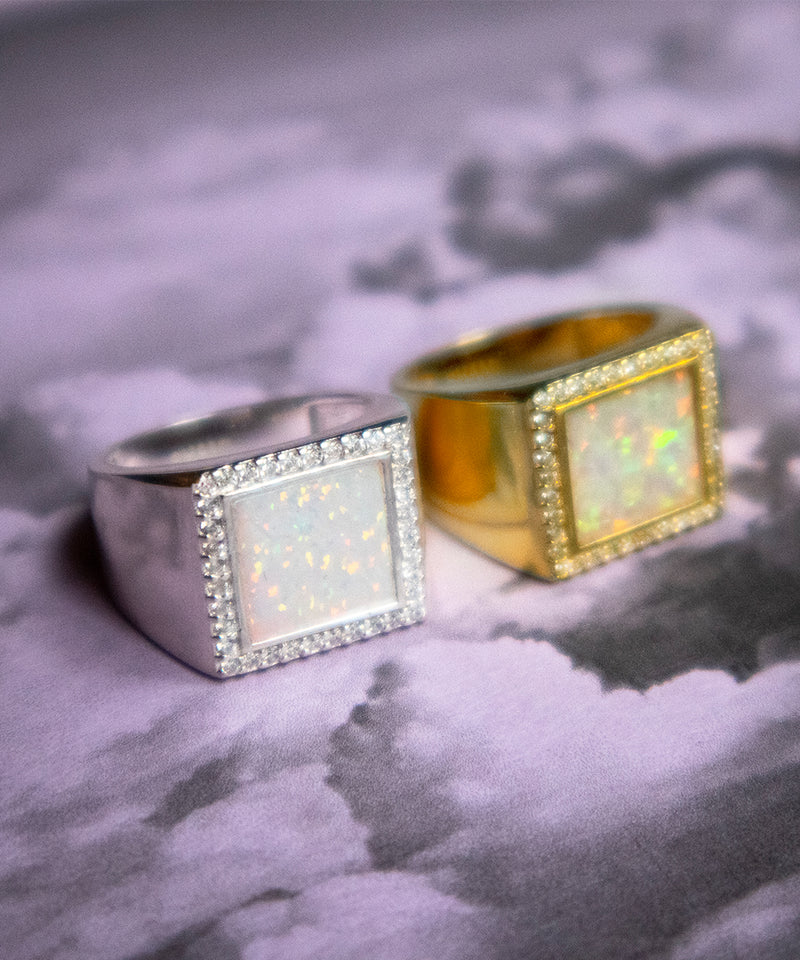 SHAMI RING SHAMI JEWELRY OPAL KELLY SHAMI NEW YORK