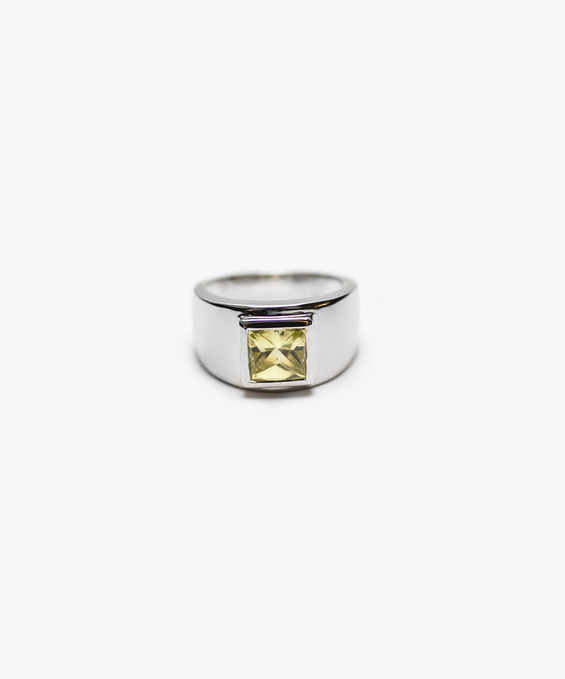 THE MIDAN CHARTREUSE RING