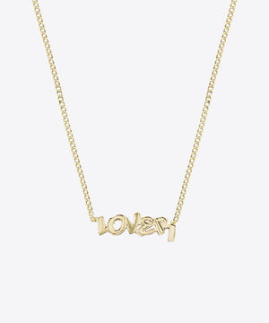 THE TAG NAMEPLATE NECKLACE