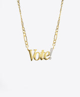 THE VOTE! NECKLACE