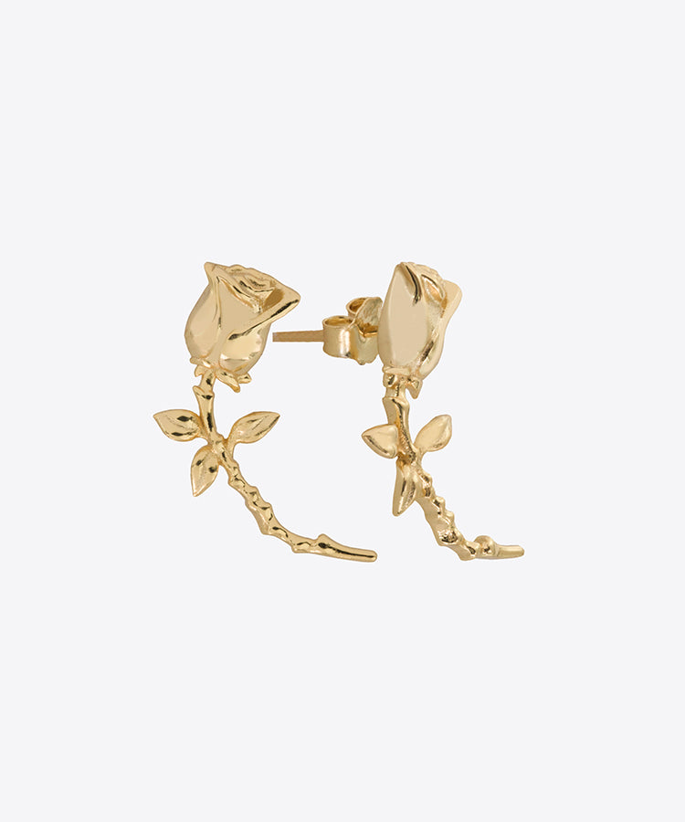 rose earrings bodega rose shami jewelry kelly shami