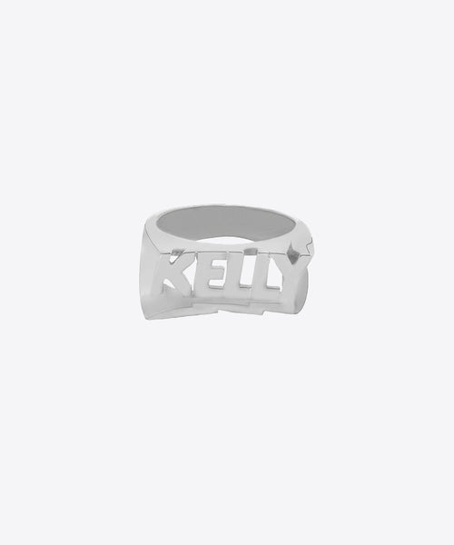shami jewelry bolt nameplate ring kelly shami