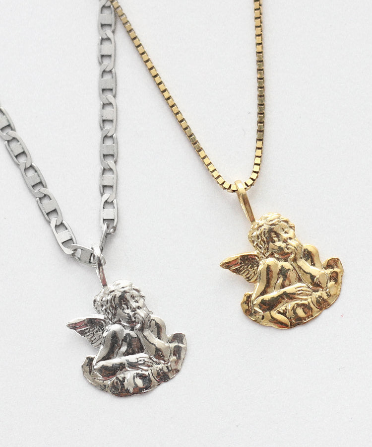 BELOVED ANGEL NECKLACE