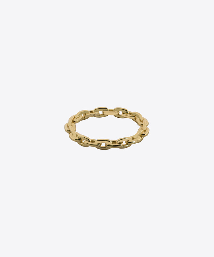 LINK UP DAINTY RING