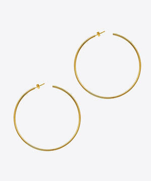 NAOMI HOOP EARRINGS