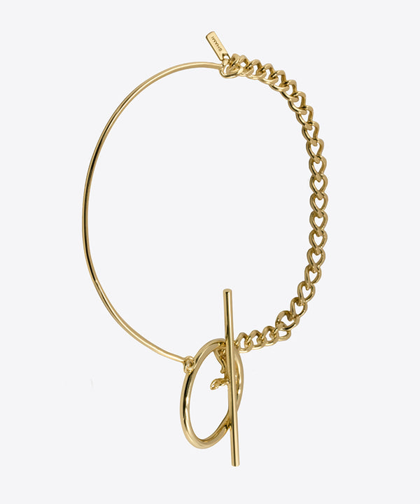 OLYMPIA TOGGLE NECKLACE