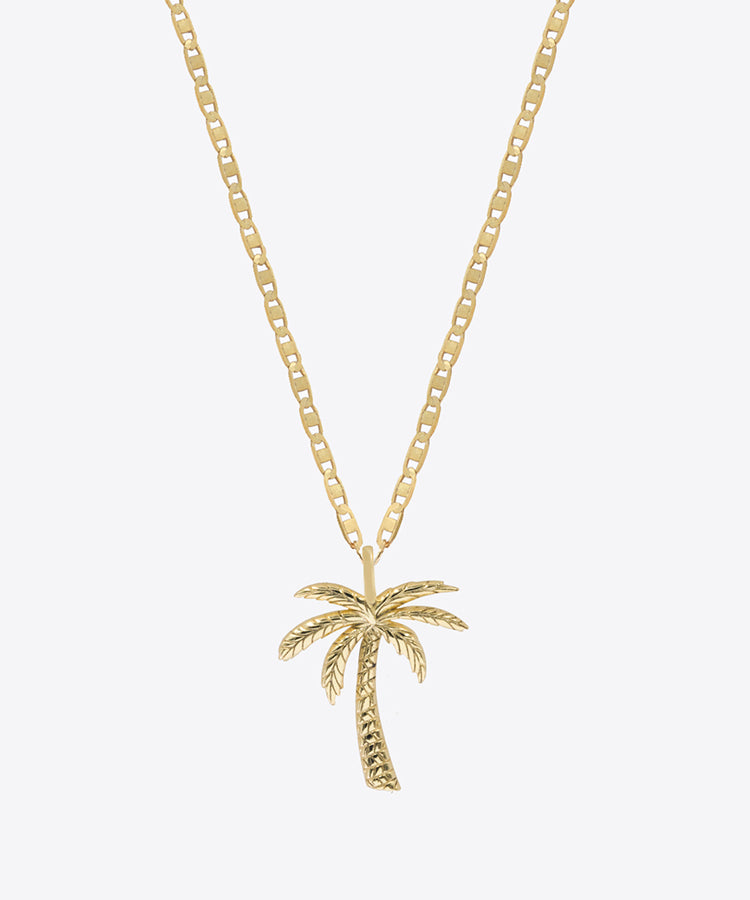boulevard necklace palm tree necklace shami kelly shami shami jewelry new york