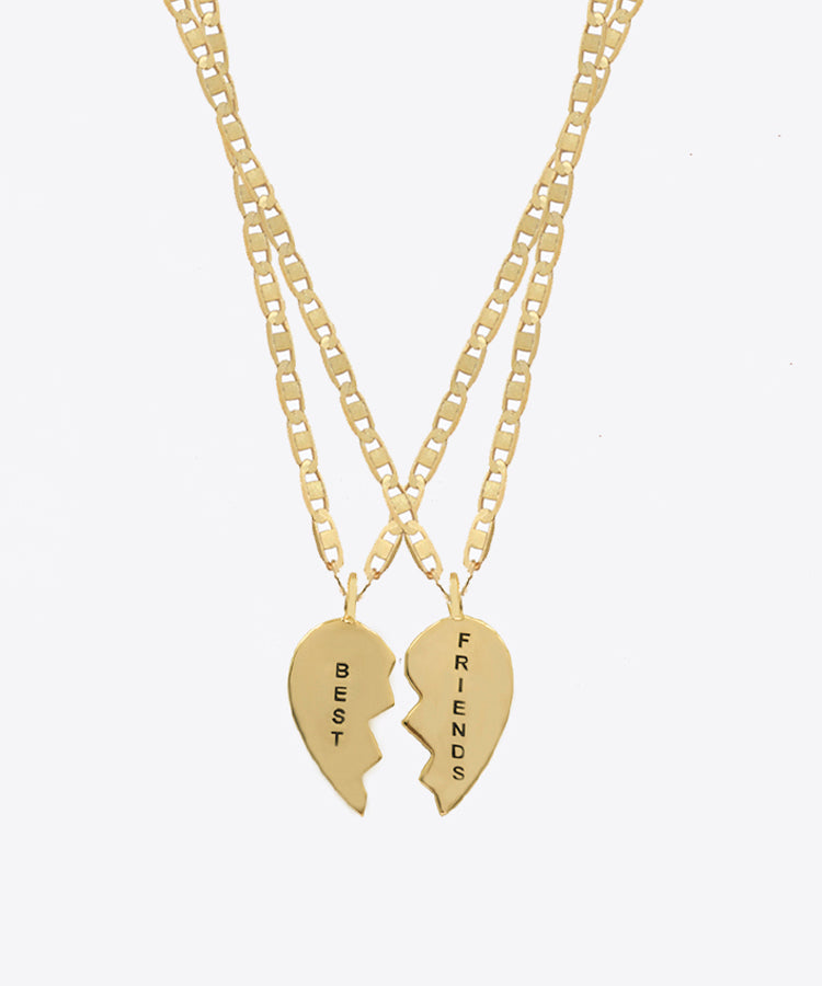 FRIENDS NECKLACE SET