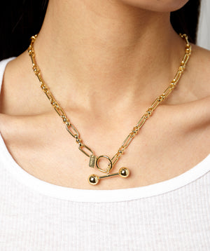 SHAMI TOGGLE NECKLACE