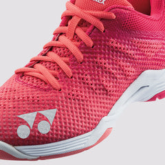 Yonex Aerus 3 LX Power Cushion Women's Badminton Shoes (2019) - Badminton Avenue