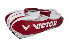 Victor BR290 Limited Red/White Badminton Bag - Badminton Avenue