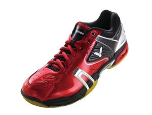 Victor SH-P9100 D Red Badminton Shoes (2015) - Badminton Avenue