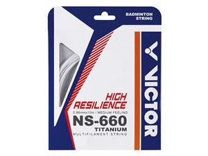 Victor VS-660Ti Badminton String Pack - Badminton Avenue