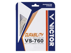 Victor VS-760 Badminton String Pack - Badminton Avenue