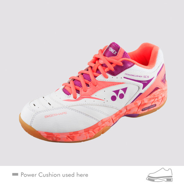 Yonex Wide Fitting Badminton Shoes