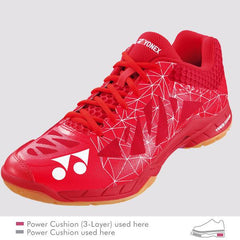 Yonex Aerus 2 MX Power Cushion Men's Badminton Shoes (2017) - Badminton Avenue