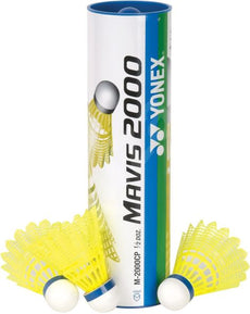 Yonex Mavis 2000 Championship Tournament Shuttlecocks