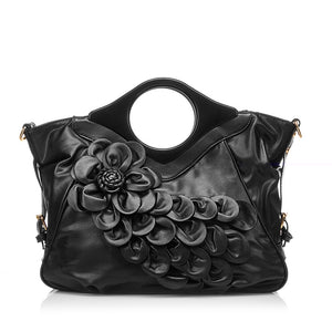 Embossed Bag with Flowers Libry 6 colors
