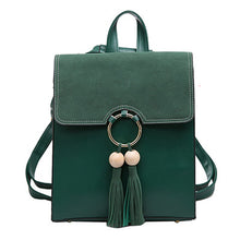 Casual Backpack Tassel Rina 4 colors