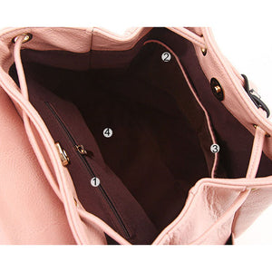 Pretty Backpack with bow Tammy 3 colors