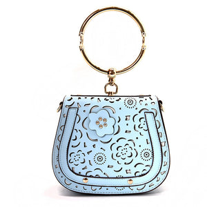 Shoulder Bag Mini Zoleyka 3 colors (blue, black, white)