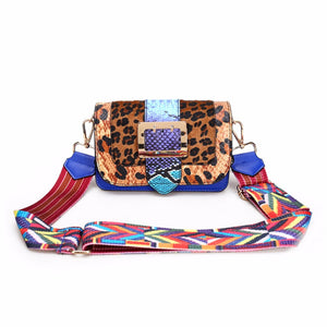 Color block Crossbody Bag Ilmari