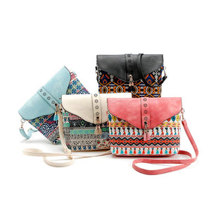 Cross body bag Masai 7 colorful variants!