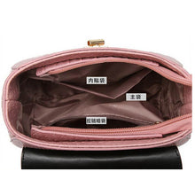 Crossbody bag Crocodile pattern Naomi 8 colors