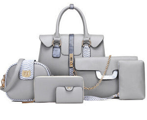 Bags Set  Dionne 6 pieces + 4 colors!