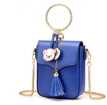 Mini crossbody bag Teddy 4 colors