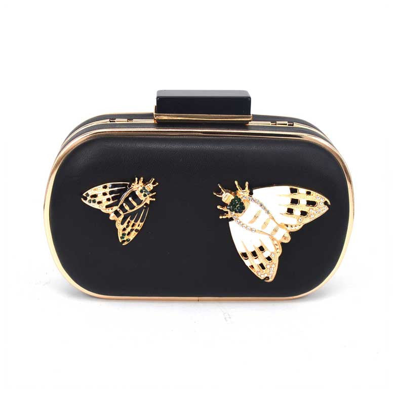 Clutch Evening Bag Bee 5 colors