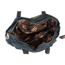 Handbag Denim Dog
