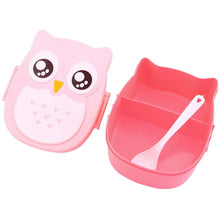 Lunch Box Owl