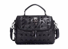 Shoulder Bag with skull Viro