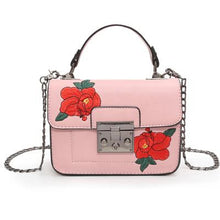 Embroidery Crossbody Bag Polina 4 colors