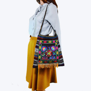 Boho shoulder bag Ajay