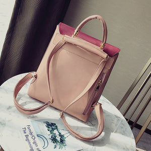 Casuaal Backpack Tassel Melissa 4 colors