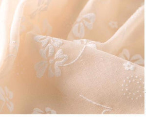 Cotton Scarf Anna Beige
