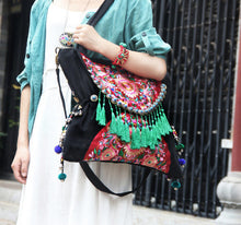 Embroidery Tote Bag Adel