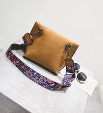 Crossbody Bag With Colorful Strap Alani 5 colors