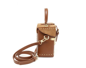 Genuine Leather Crossbody Airen 6 colors