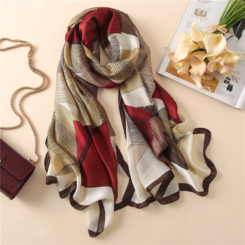 Silk Scarf Margo