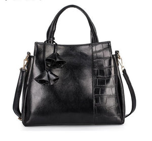Casual Handbag Tote Tulip 3 colors