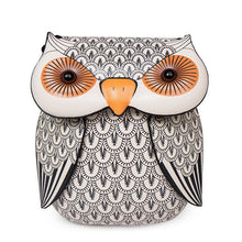 Crossbody Bag Owl Design  Miya 3 colors